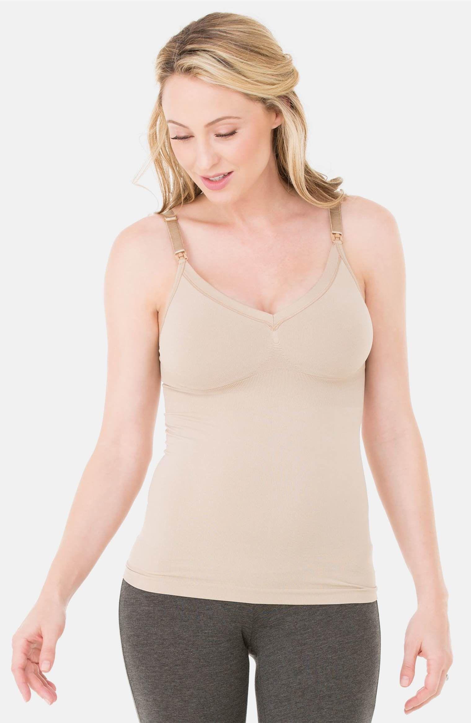 984eb3b5bf9 Main Image - Ingrid   Isabel® Seamless Maternity Nursing Tank ...
