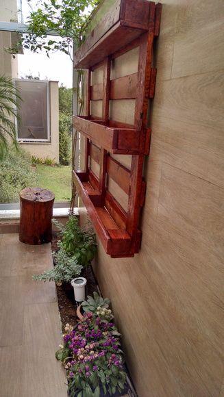 Repisas para el jard n como hacer repisas para plantas for Plantas minimalistas para exteriores