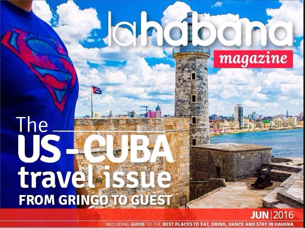 La Habana Magazine including What's On Havana Cuba