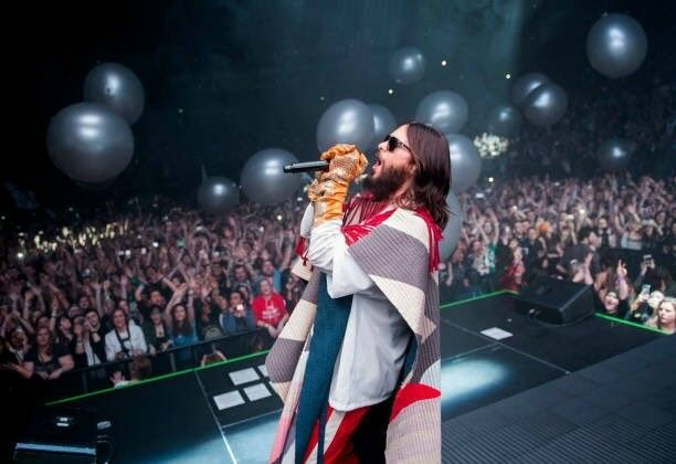 London - The Monolith Tour - 27/March/2018 - Thirty Seconds to Mars
