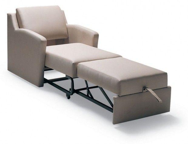 Merveilleux Space Saving Slumbers: The Amico Sleeper Chair By Carolina