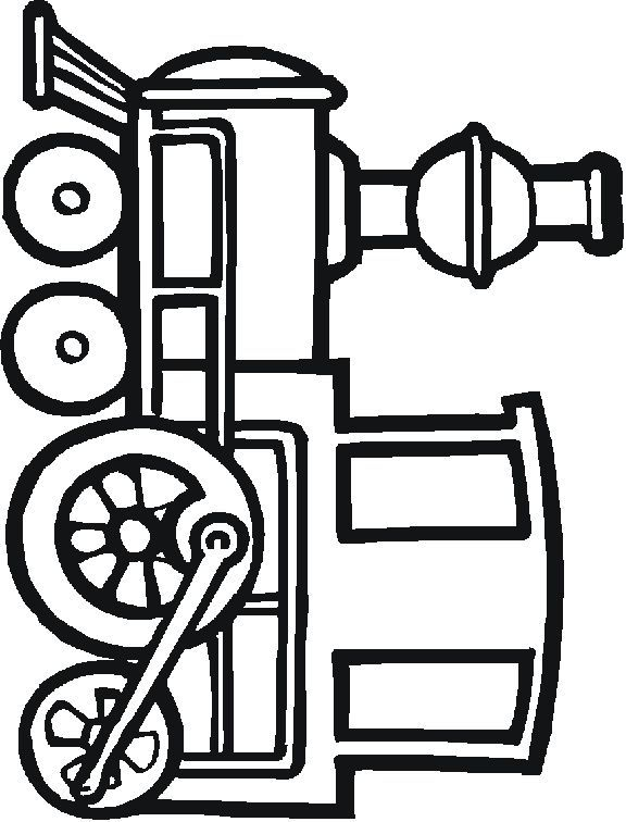 Image From Http Www Sherriallen Com Coloring Images Train8 Gif Train Coloring Pages Coloring Pages Easy Coloring Pages