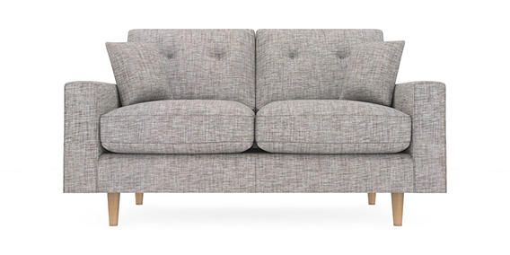 Larson Small Sofa 2 Seats Boucle Blend Light Dove Conical From The Next Uk Online