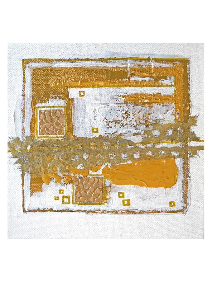 Sandstorm by Linnea Heide (Canvas) from Good As Gold: Art, Lighting & More on Gilt