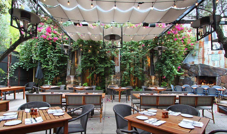 Paragary S Restaurant Midtown Sacramento Ca Summer Patio Rooftop Dining Backyard Design