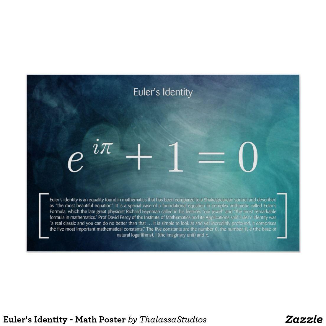 Euler S Identity