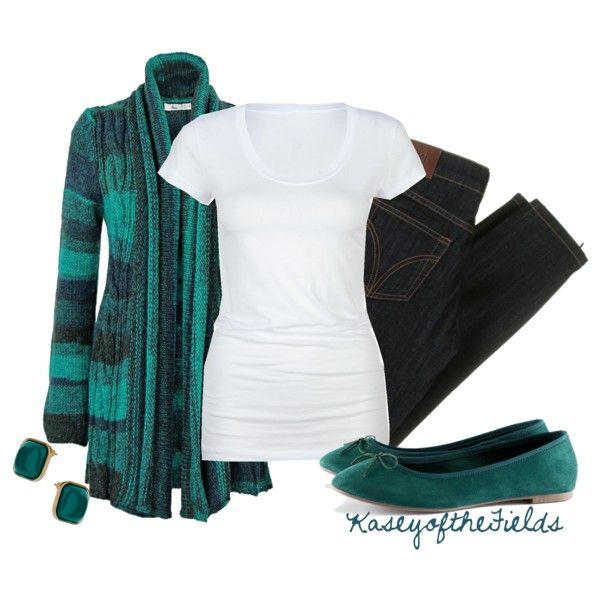 """""""Teal"""" by kaseyofthefields on Polyvore"""