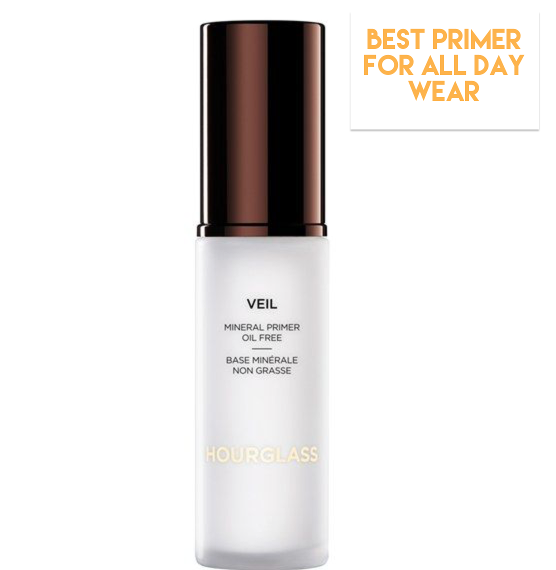 Hourglass Primer Viel Oil Free Mineral Primer. Top