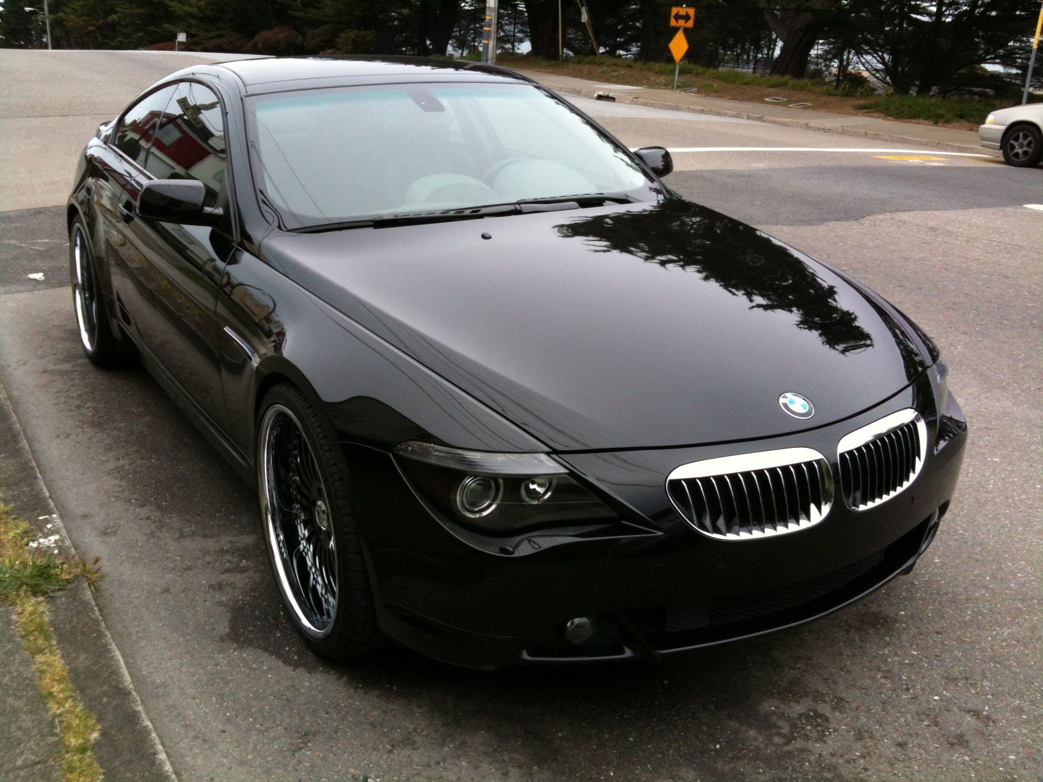 BMW a company with a finger firmly on the pulse of the cash-endowed classes #BMW #BMW645ci | Bmw