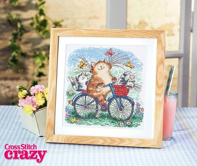 Exclusive1_CC Cross stitch collection, Margaret sherry