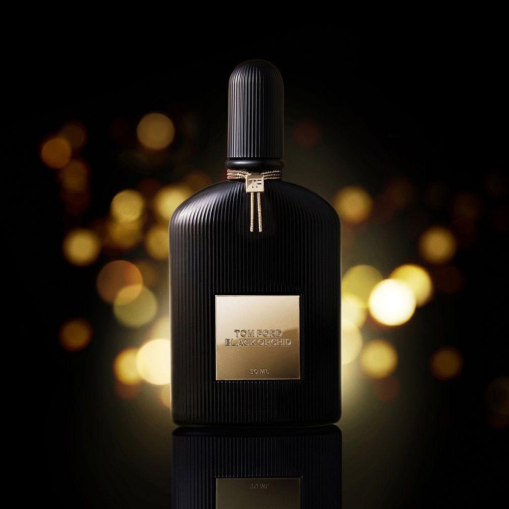 Still Life Photographer Joshua Caudwell Shoots Tom Ford Fragrance