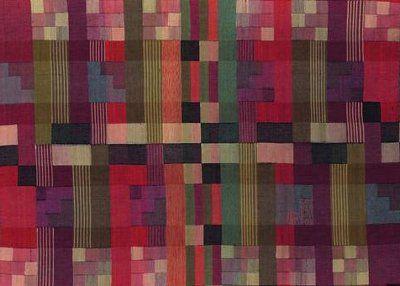 Bauhaus textil design teppich ausstellung berlin bauhaus