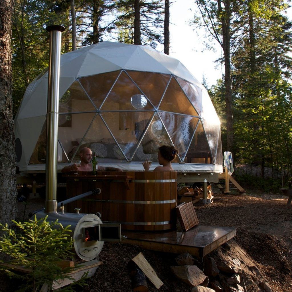 The Stargazer A Cheap Alternative Tiny House For Rent In