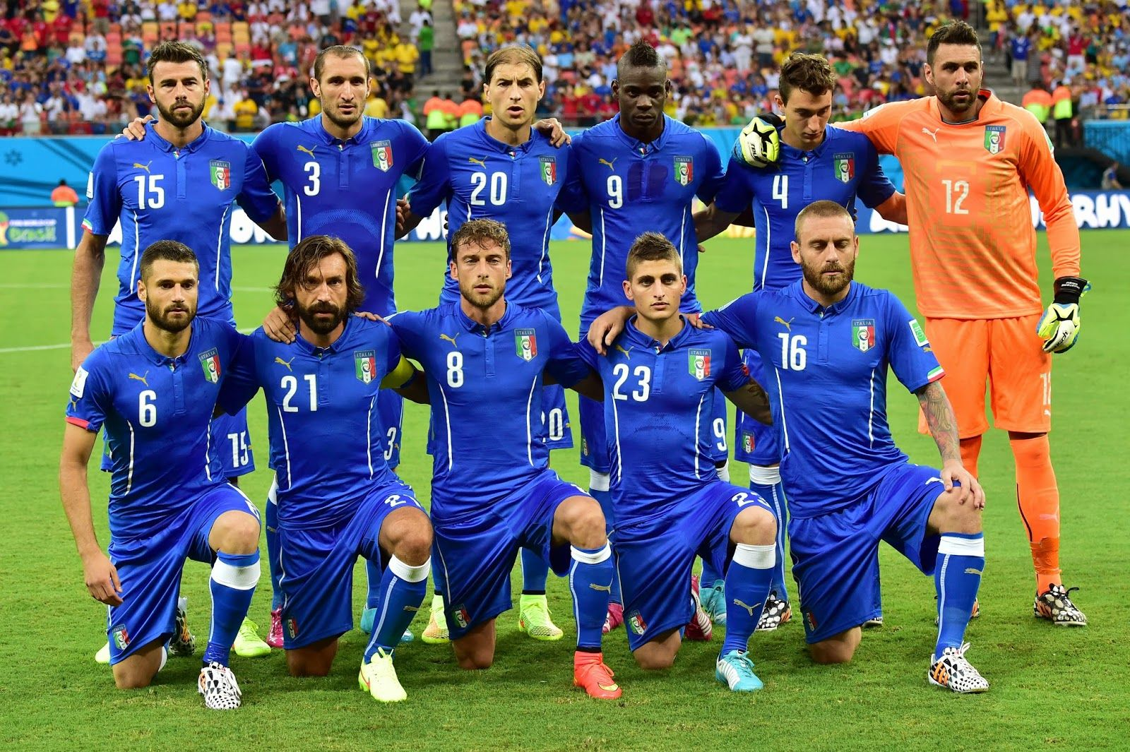 Fifa World Cup 2014 England Vs Italy 8th Match In Pictures Italy National Football Team National Football Teams Fifa World Cup