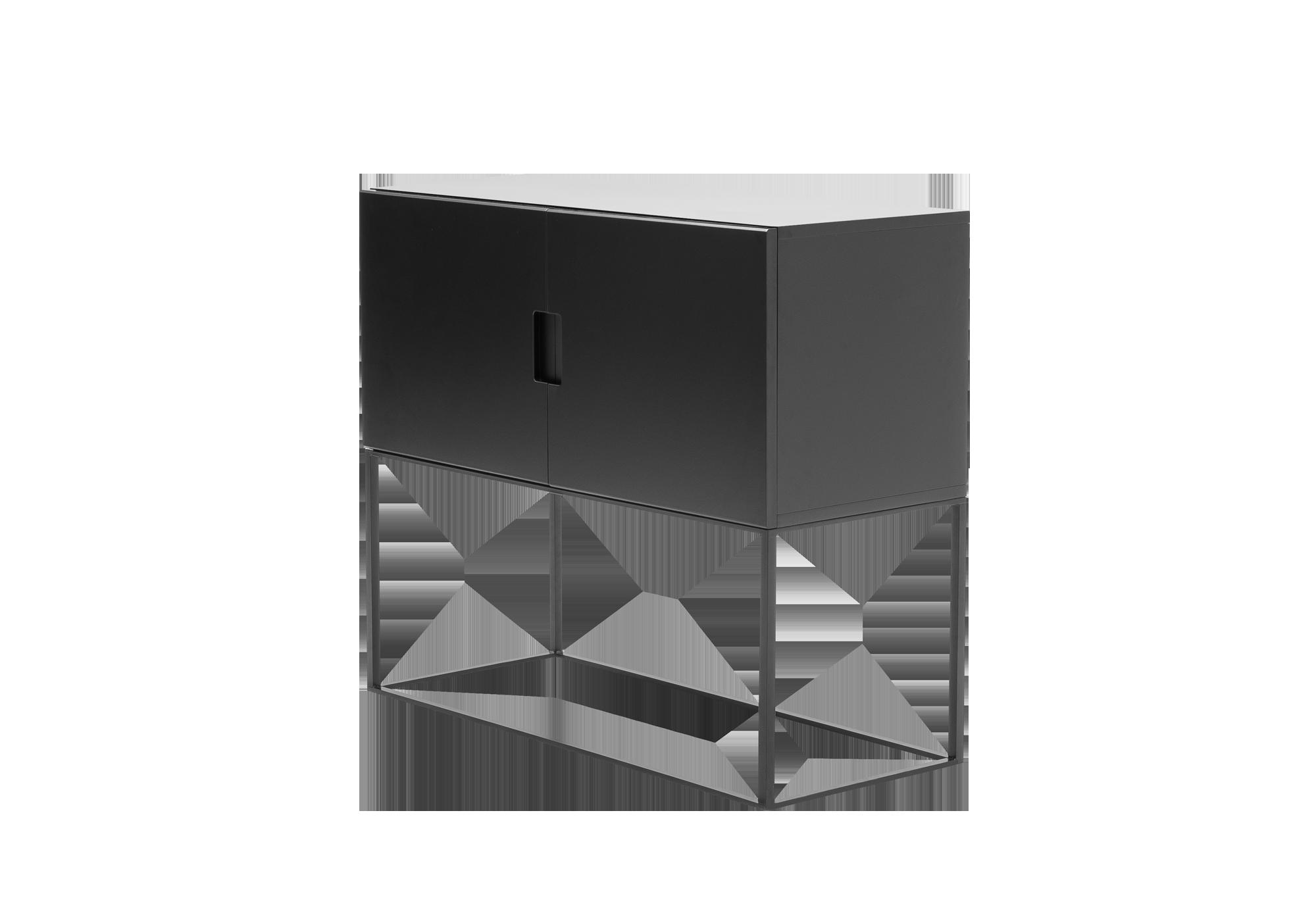 FISCHER #shelving #system #furniture #black #modular #objekteunserertage