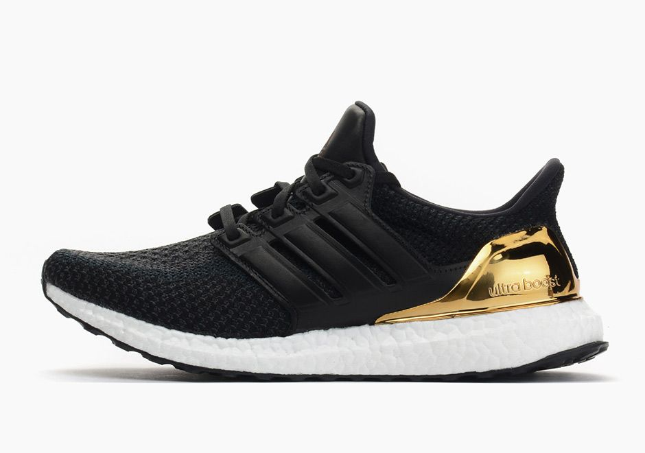 premium selection 587d8 18eef adidas Ultra Boost Gold BB3929  SneakerNews.com