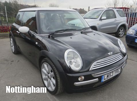 2004 Mini Cooper #mini #onlineauction #johnpyeauctions #carsforsale