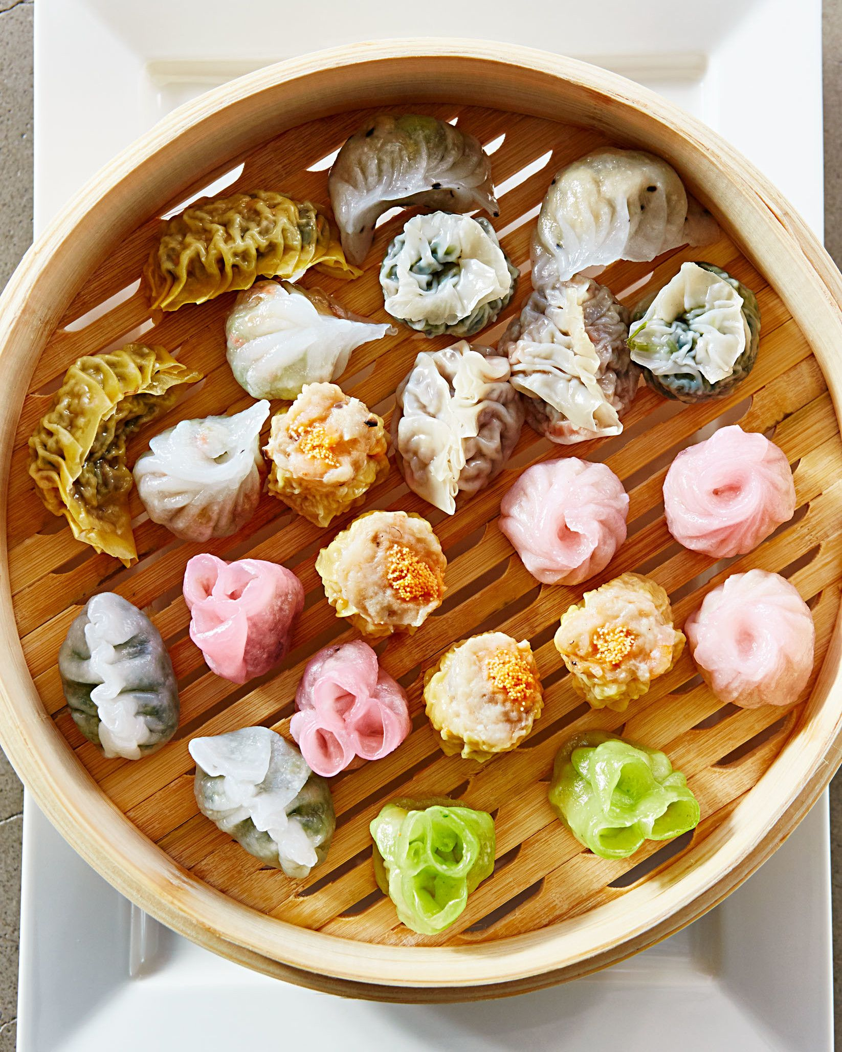 12 Lucky Ways To Ring In The Lunar New Year Chinese New Year Food New Year S Food Tea Party Food