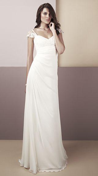 Jennifer Regan Designing Bridal Gowns, Jewellery, Wedding Dresses ...