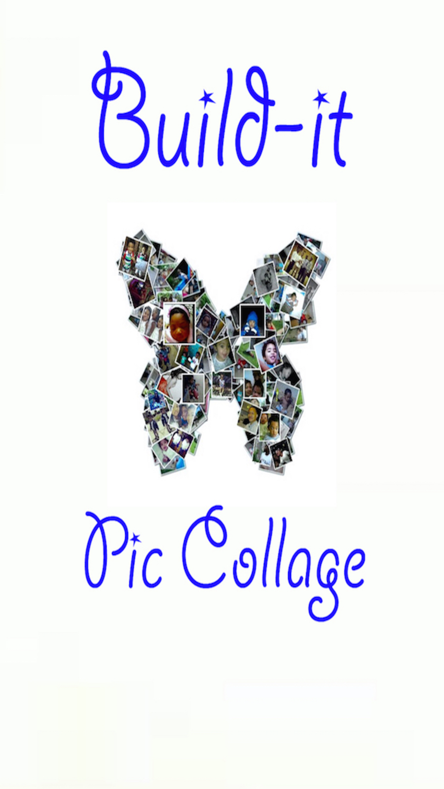 Buildit Pic Collage Customizable Photo Collage Maker