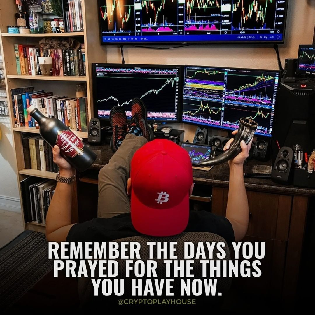 cryptoplayhouse reminds us to remember! 🙏  👉 Already