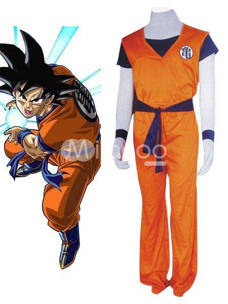 Dragon Ball Kakarotto Cosplay Costume Goku Costume Cosplay Costumes Anime Costumes