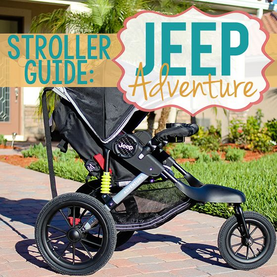 Stroller Guide Jeep Jogger Adventure Stroller With Images Stroller Stroller Guide Jeep Stroller