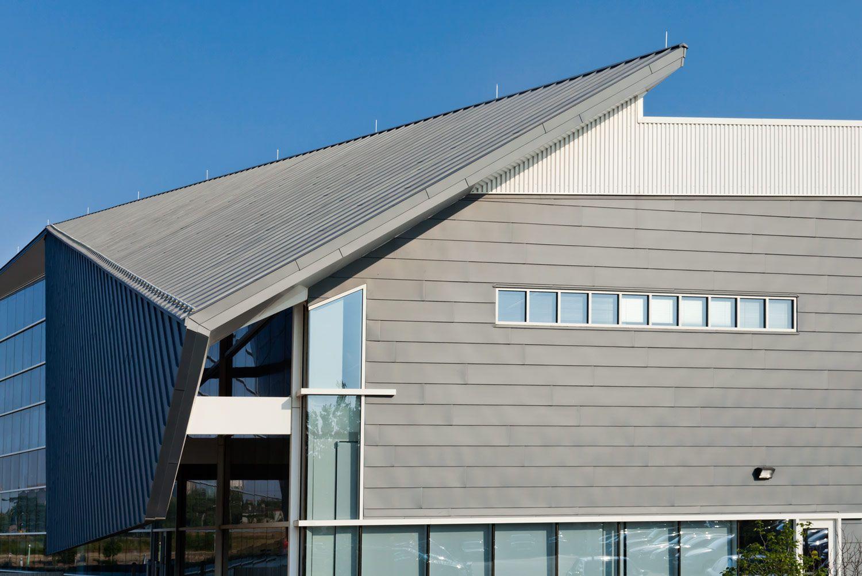 Samuel U Rodgers Health Center Health Center Architecture Window Wall