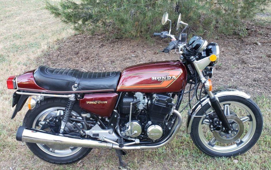 No Reserve 1978 Honda CB750F Super Sport in 2020 Super