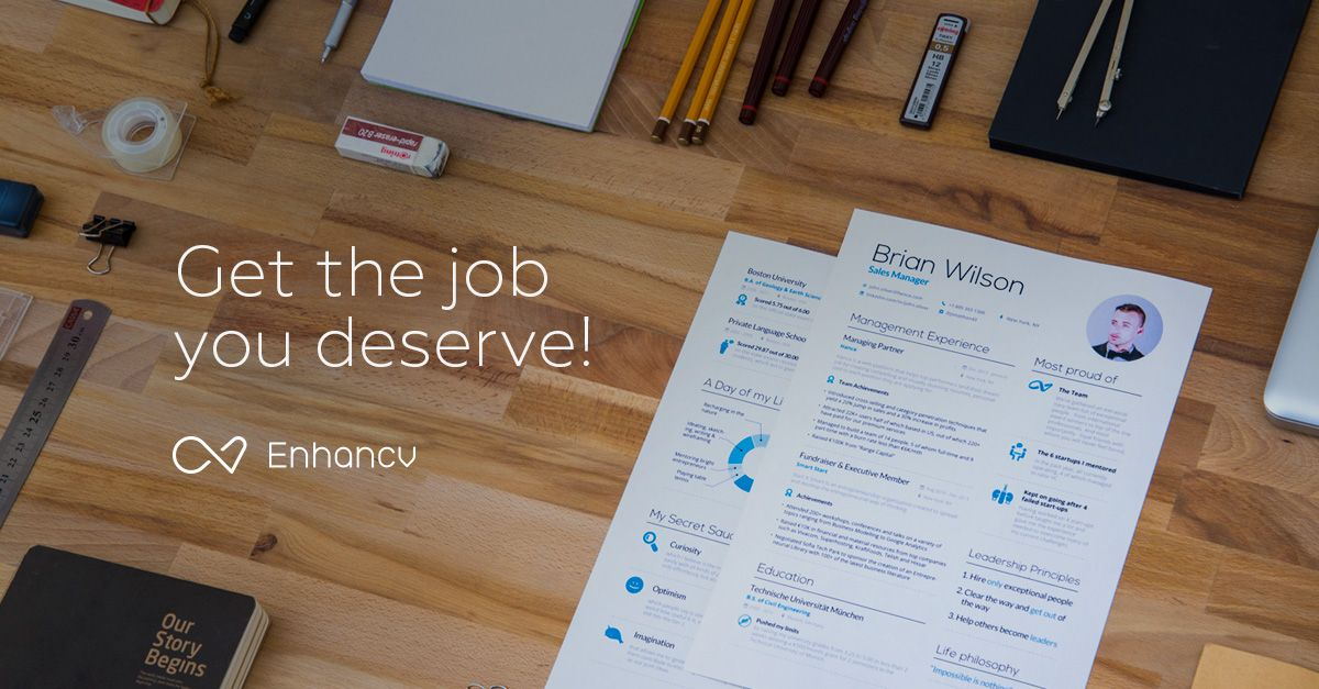 See some great examples of our amazing resumes and see how