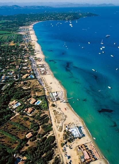 And God Created St Tropez Pampelonne Beach Ohhh The Places You