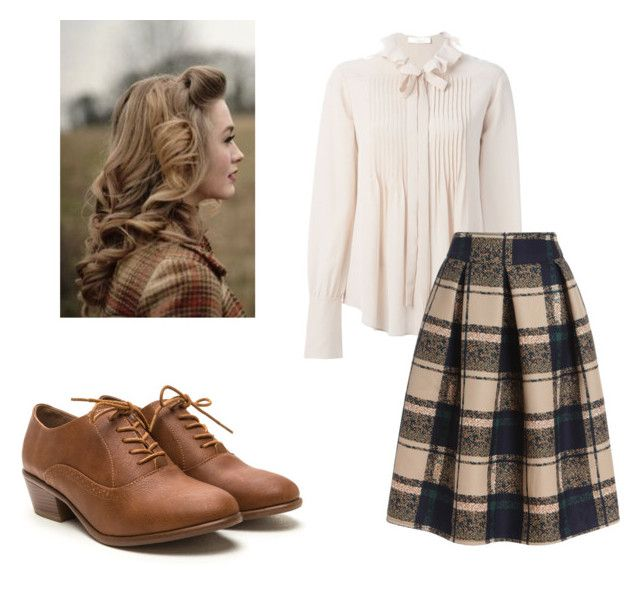Plaid And Vintage Classy Vintage Outfits Classy Vintage Outfits Vintage Fashion