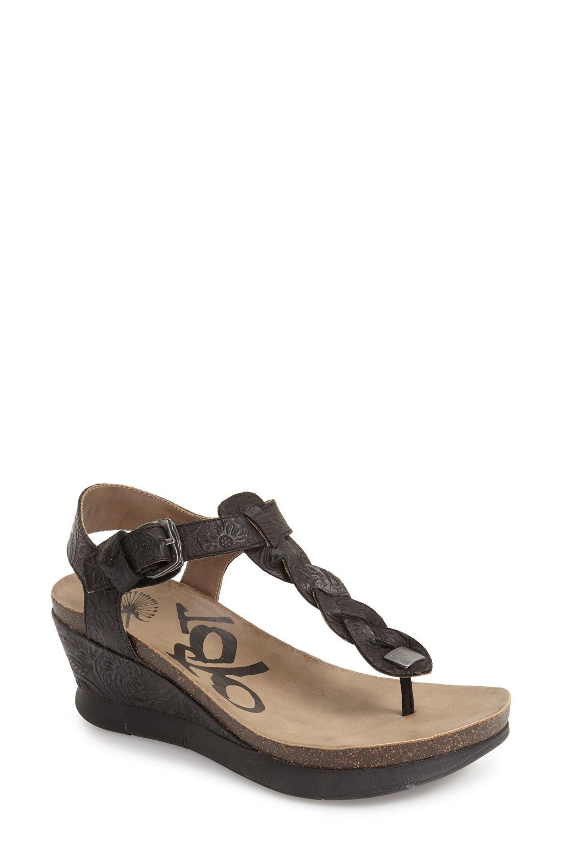 e2e5e561f1a OTBT  Graceville  Platform Wedge Sandal (Women) available at