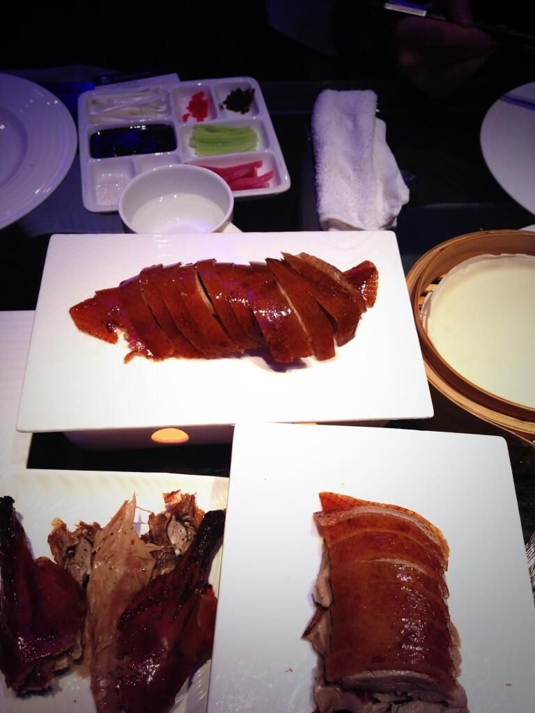 Alexis Mayer On Twitter Peking Duck Food Food And Drink