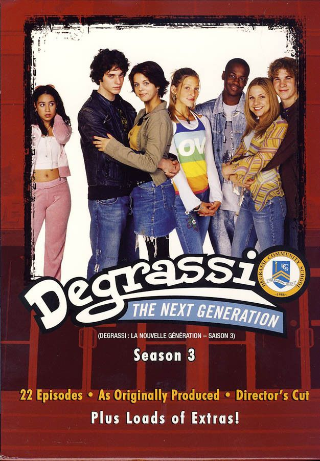degrassi next generation season 1 episode 1