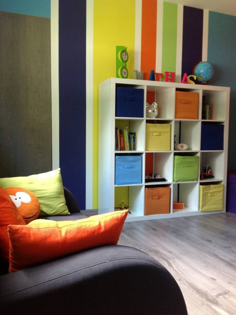 Id es de design d 39 int rieur et photos de r novation kids for Amenagement de chambre