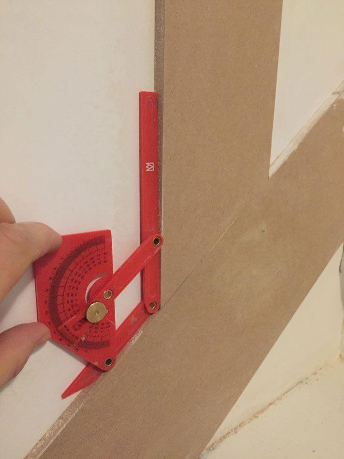 Wandvertafelung Selber Bauen Wandvertafelung Treppe Renovieren Vertafelung