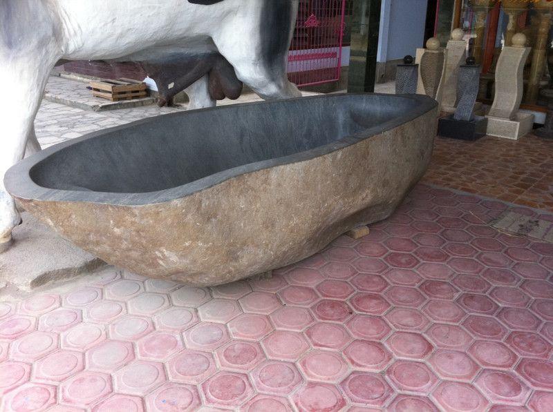 Waschbecken Badewannen Badewanne Freistehend Stein Wanne Garten Spa Pool Ein Designerstuck Von Tar Shop Bei Badewanne Freistehende Wanne Badewanne Kaufen