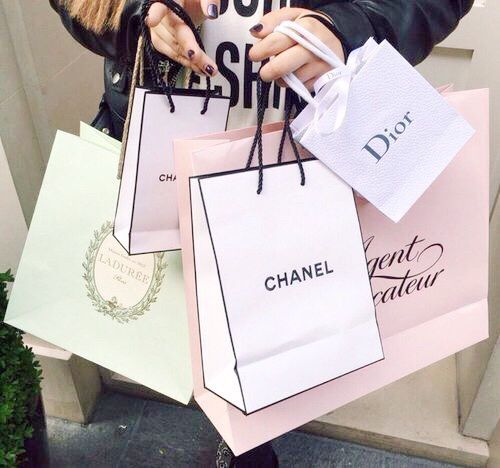 Chanel Dior And Shopping Image Shopping Shopping Spree Girly