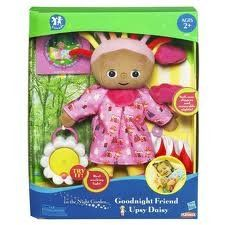 Pour the Night Garden Musical Activité Pinky Ponk