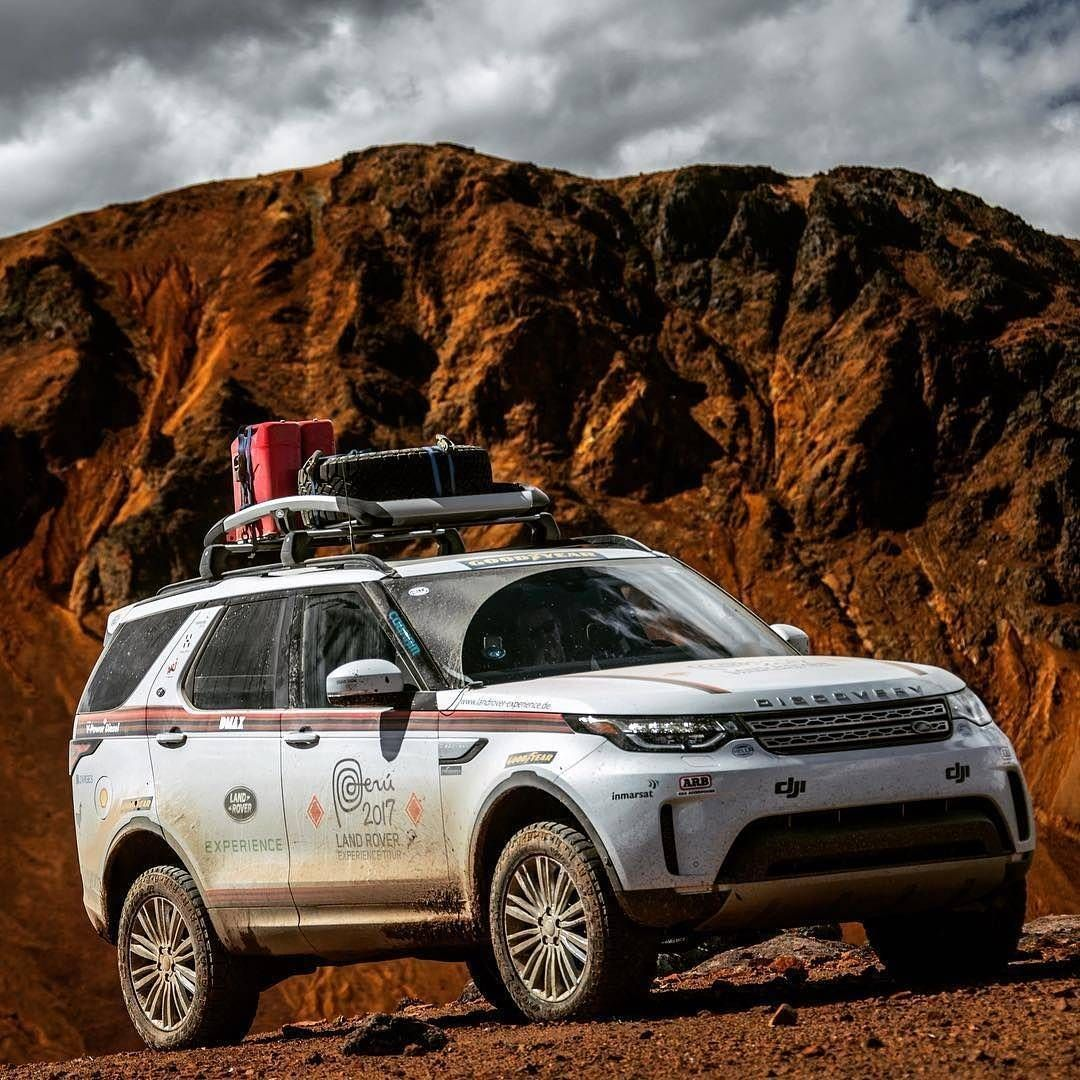 Land Rover Suvs: Suv 4x4, Range Rover, Adventure Car