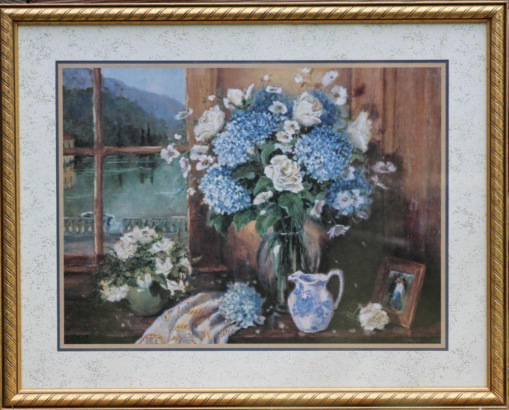 Handmade Elegant Country Wedding | Spring flower ... |Country Hydrangeas Vase