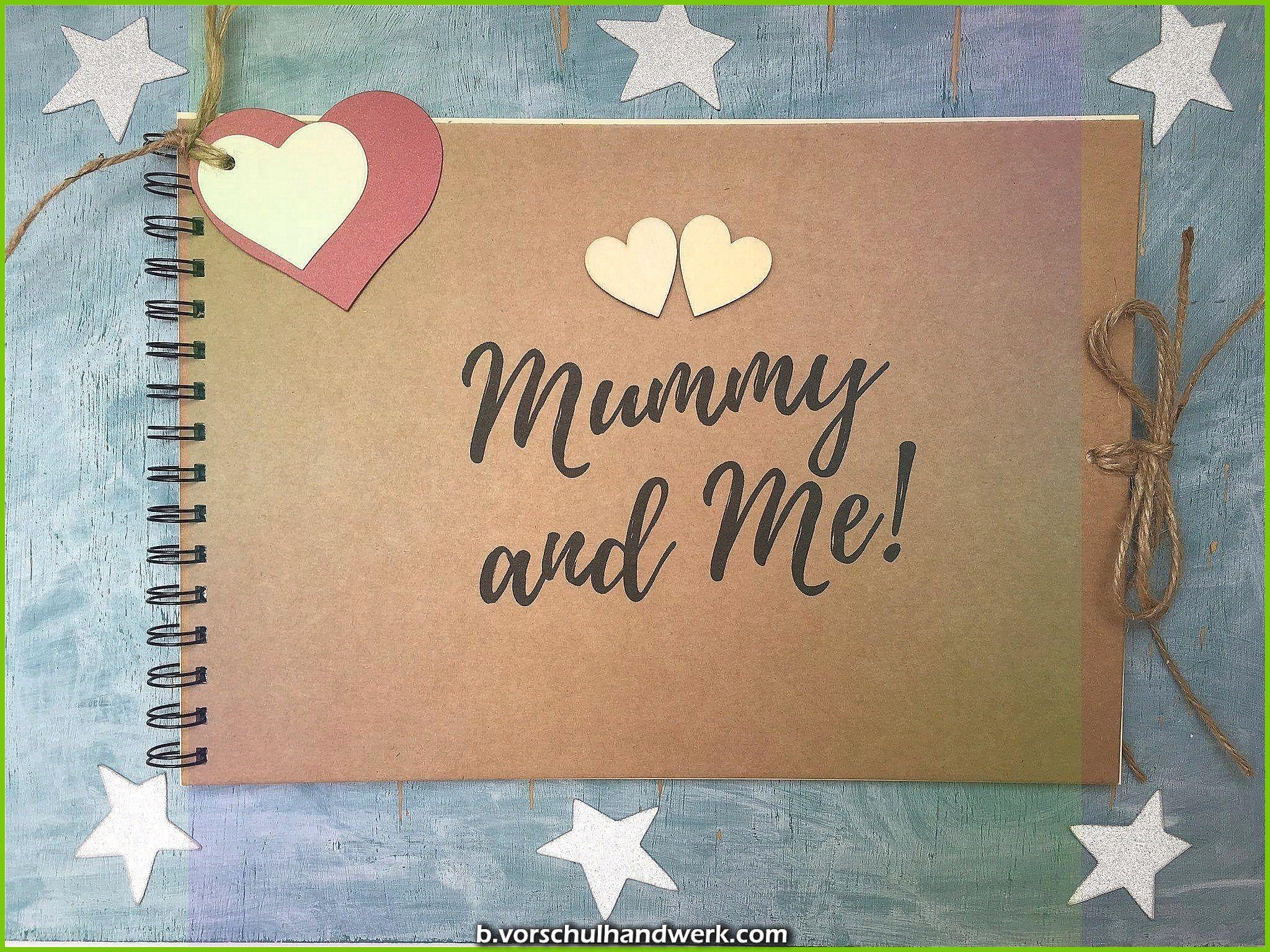 Einzigartige und Kreative Mama und mir scrapbookalbum eine Schraubenmutter zu sein und mir ein SpeicherBuch wie Schraubenmutter wie Weihnachtsgeschenk von Tochterpersonal...
