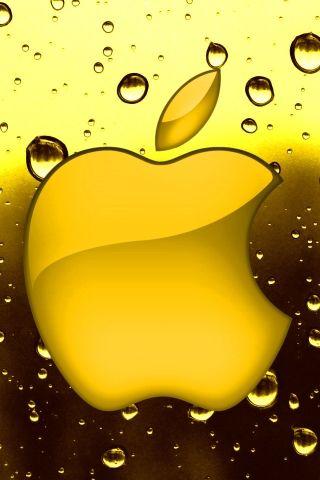 » Carleen « Yellow APPLE | Yellow apple, Apple wallpaper