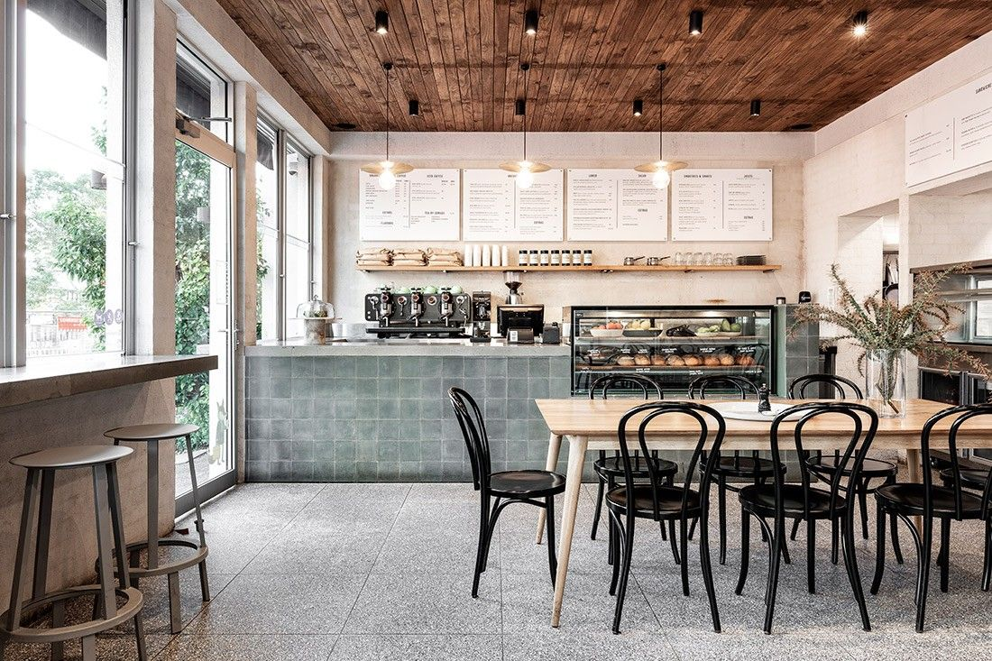 The Hardest Working Little Cafe In Randwick Indesignlive Coffee Shops Interior Cafe Interior Design Cafe Interior