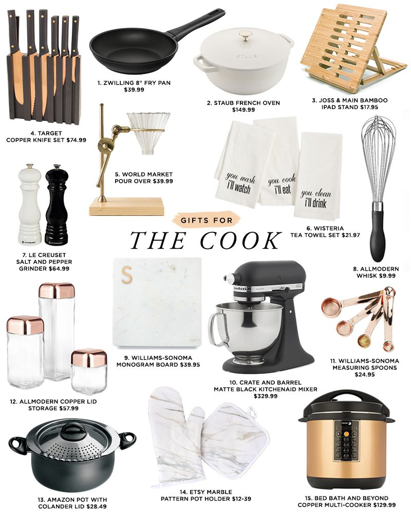2016 Budget-Friendly Holiday Gift Guide | Holiday gift guide ...
