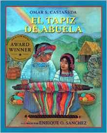 Una historia localizada en Guatemala que tiene de protagonista a una niña llamada Esperanza y a su abuela que son personas indígenas . La abuela le ensena a tejer a Esperanza para luego vender el producto final en la Fiesta de Pueblos.