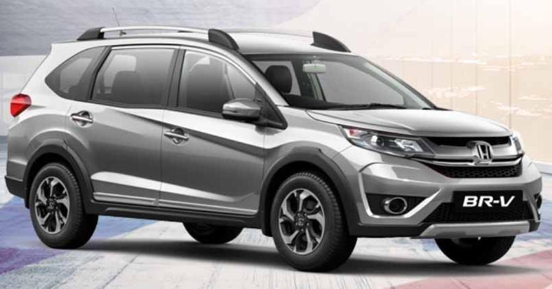 Ground Clearance Of Honda Br V In 2020 Honda City Honda Honda Jazz