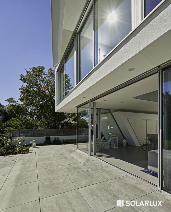 Mehr Tageslicht Geht Nicht! Moderne #Architektur Und Großeshort ...