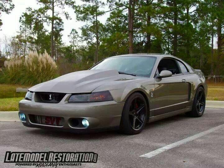 Terminator Cobra 2001